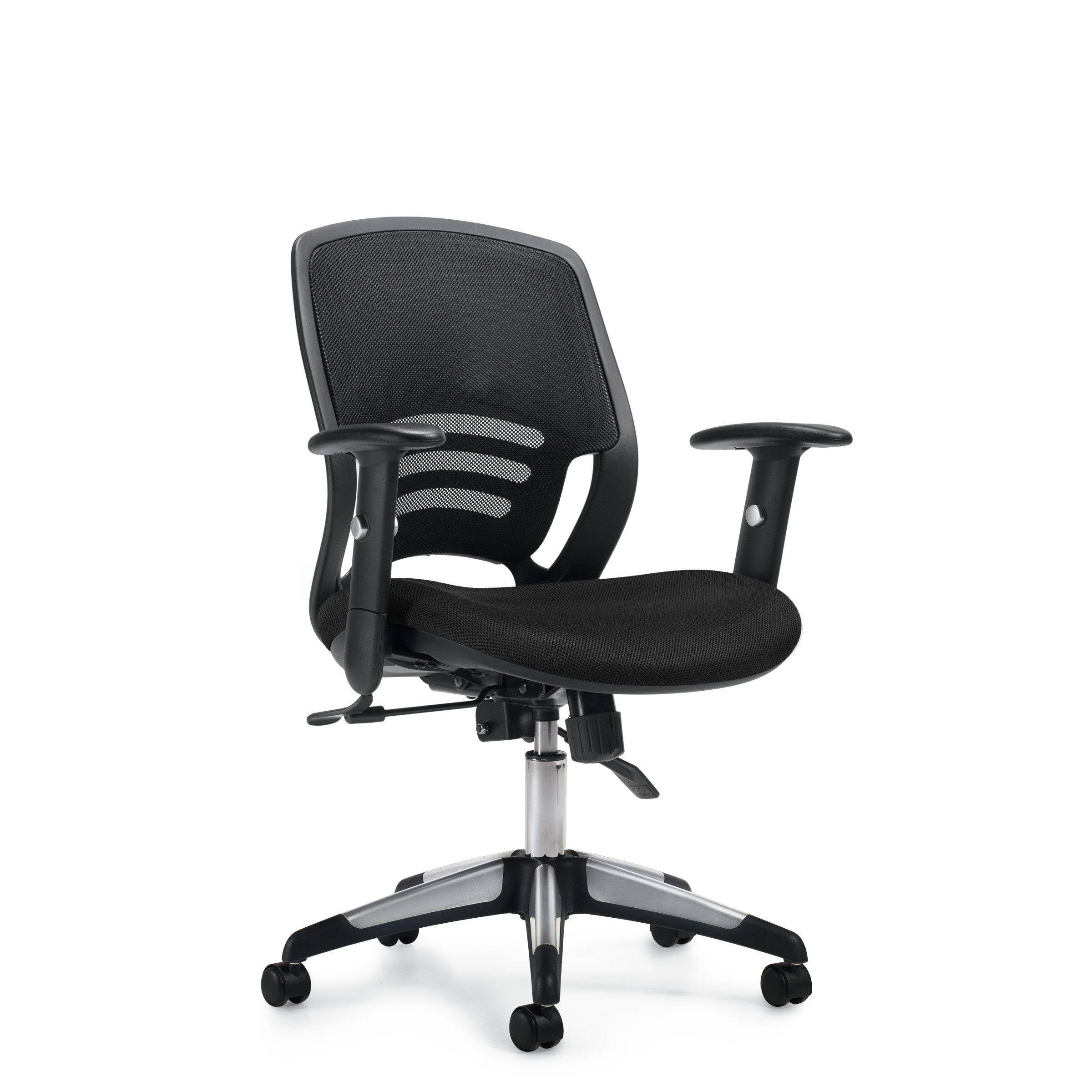OTG Mesh Mid Back Managers Chair #OTG11686B
