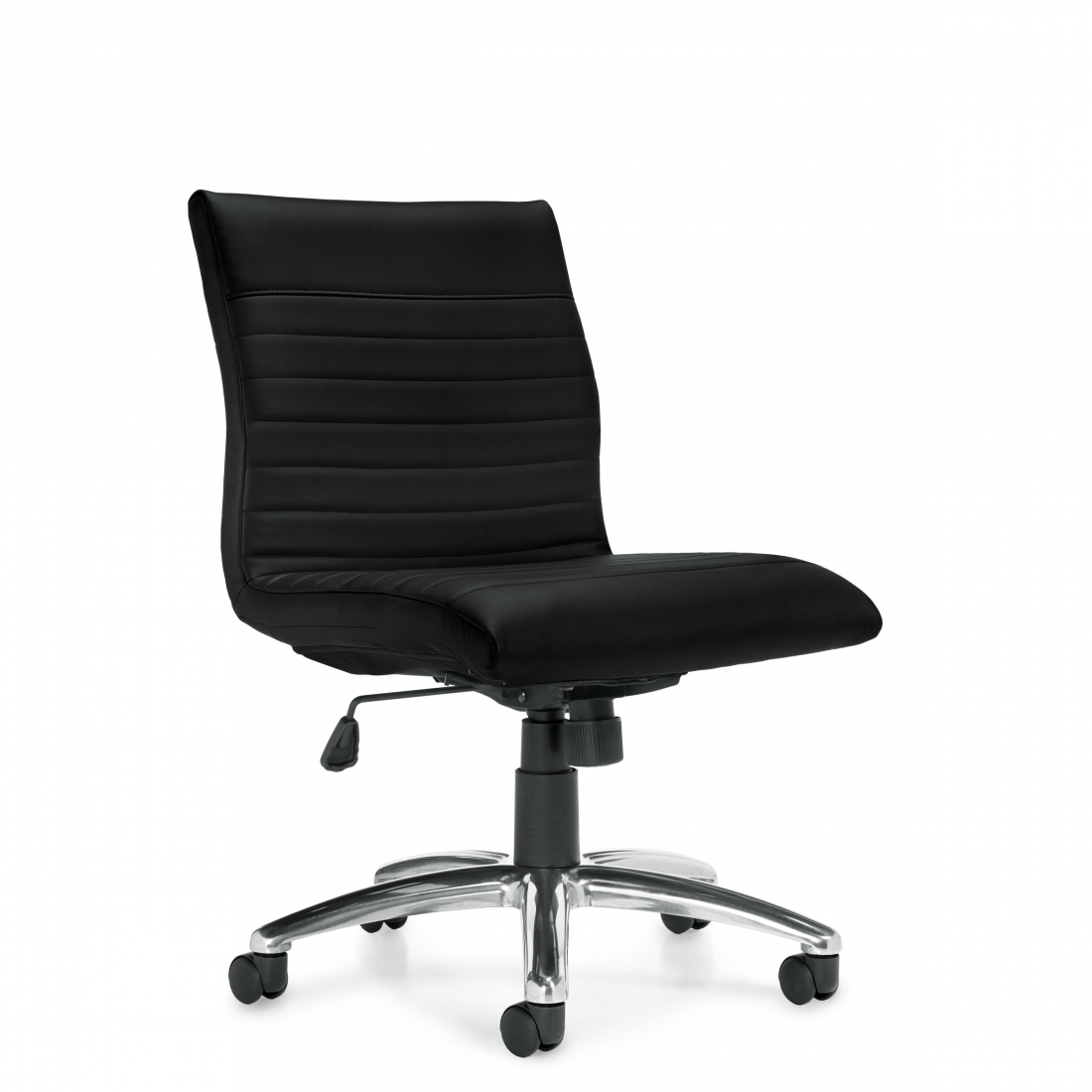 OTG Low Back Luxhide Tilter Chair #OTG11735