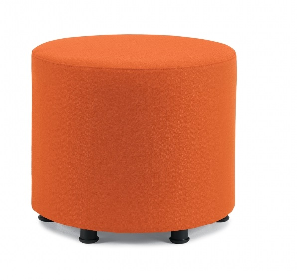 Offices To Go Round Modular Ottoman OTG13007