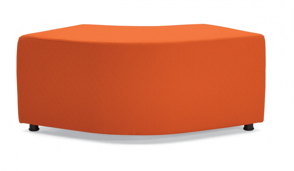 Offices To Go V-Shaped Modular Ottoman OTG13010