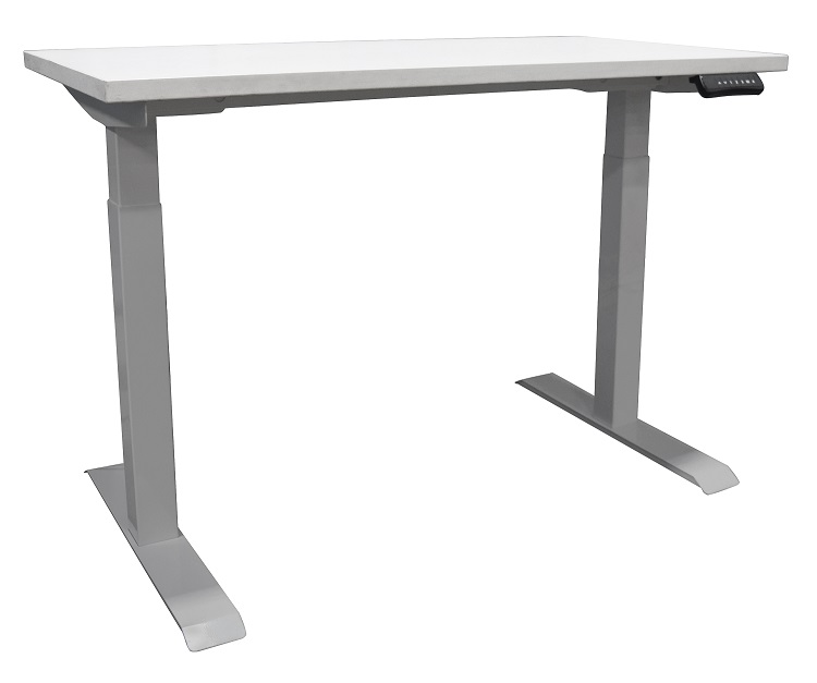 Open Plan Powered Adjustable Height Table Value Base w/36
