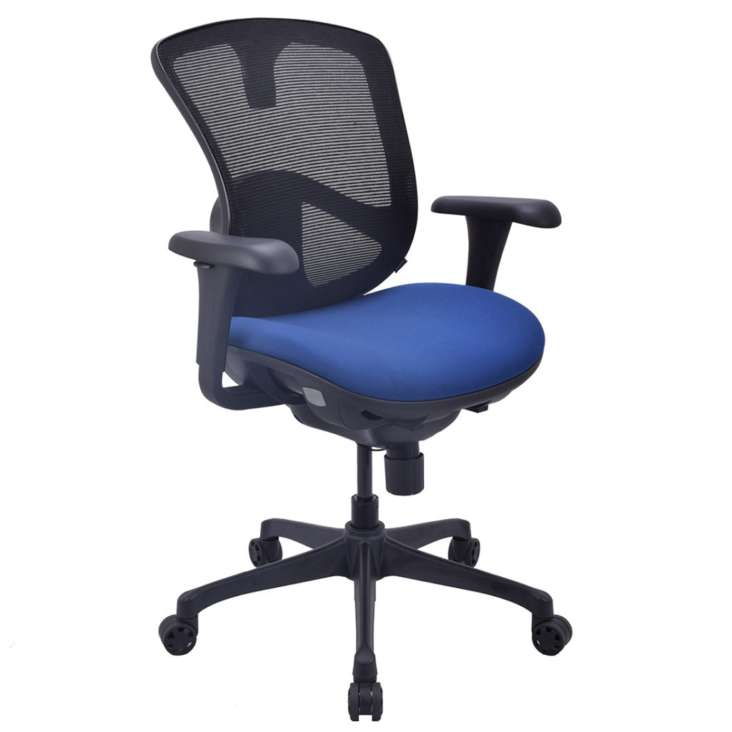 Open Plan Elevation Series Relax Mesh Chair OPS-B1FS