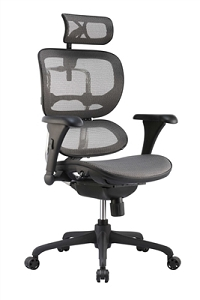 Open Plan Elevation Series Inspire Mesh Chair #OPS-B3