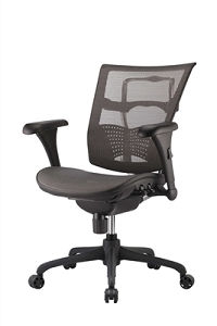 Open Plan Elevation Series Mesh Ease Chair #OPS-B6