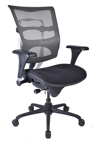 Open Plan Elevation Series Mesh Spacious Ease Chair #OPS-B6-300