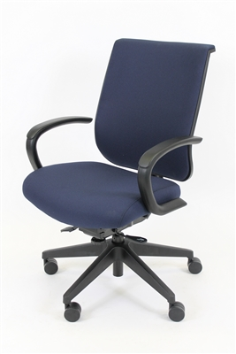 RFM Seating Tech 1400 High Back Conference Chair - #144