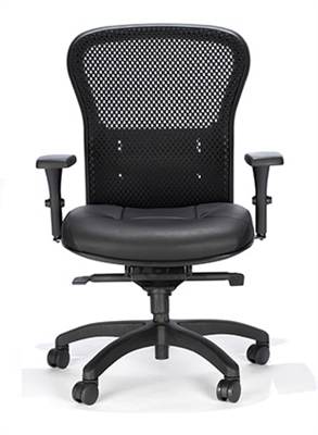 RFM Seating Essentials Executive Chair - Mesh Back #162