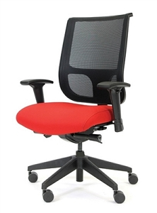 RFM Seating Tech 1400 Managers High Back Chair - #14314