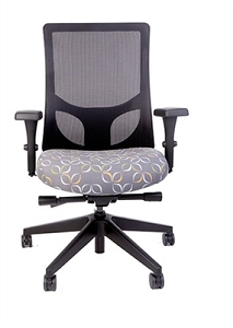 RFM Seating Evolve High Back Managers Chair - Mesh Back #15314