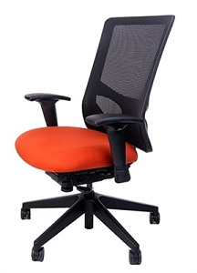 RFM Seating Evolve High Back Managers Chair - Mesh Back #1535