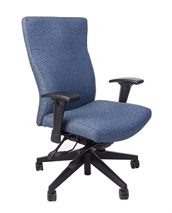 RFM Seating Trademark 2500 High Back Chair - #2535