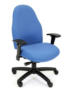 RFM Seating Internet 4800 Managers High Back Chair - #48314