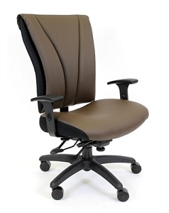 RFM Seating Sierra 8500 Series High Back Task Chair #85350