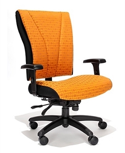 RFM Seating Sierra 8500 Series High Back Task Chair #8536