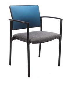 RFM Seating Evolve 1500 Guest Chair W/Arms #9531A