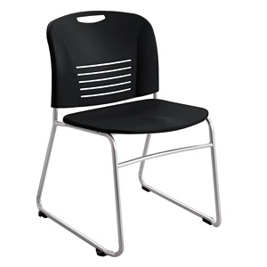 Safco VY Sled Base Stack Chair #4292