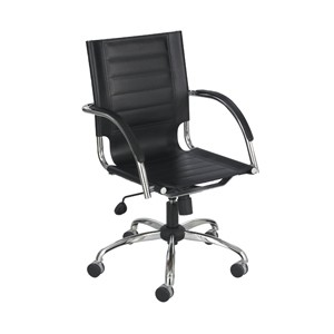 Safco Flaunt Mid Back Manager Chair #3456