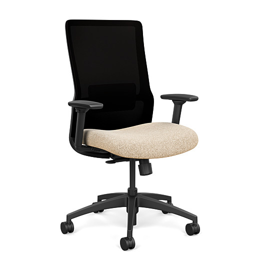 Sitonit Novo Highback With Arms Home Edition Chair H1033-BK2-MB-AR4