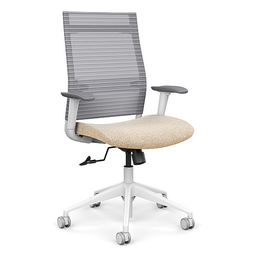 Sitonit Wit Highback With Arms Home Edition Chair H2223-MB-AR4