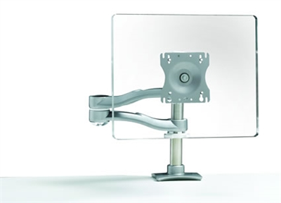 Systematix Single-Screen, Double Extension Monitor Arm #7915