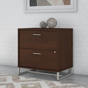 Office by kathy ireland® Method 2 Drawer Lateral File Cabinet - Assembled