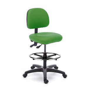 Cramer Fusion Fit ESD Mid Height Chair #FFSMX-ESD