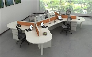 Open Plan Signature Series Workstation TYPICAL 11